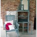 aqua-painted-furniture-frames-project-ideas