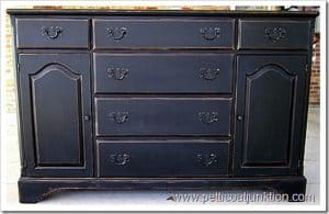"Painted Sideboard ""Miss Classy"""