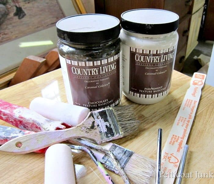 caromal colours country living paint