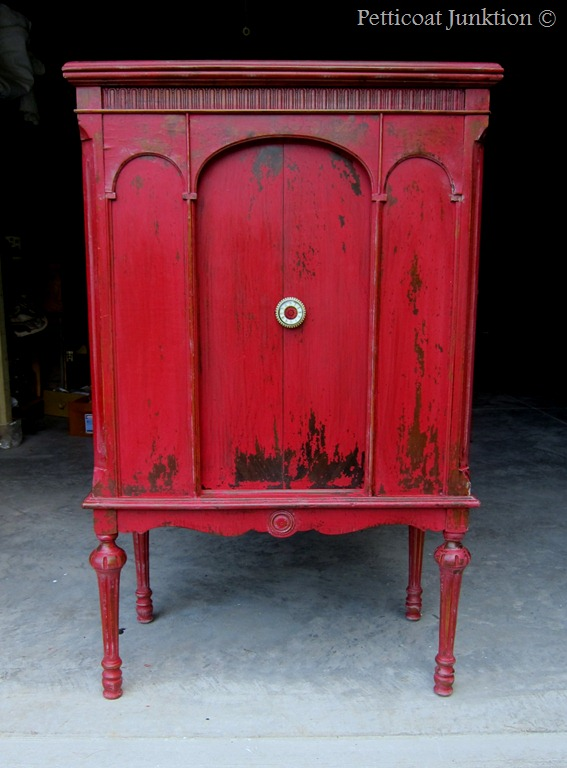 Wowed By My First Miss Mustard Seed S Milk Paint Project