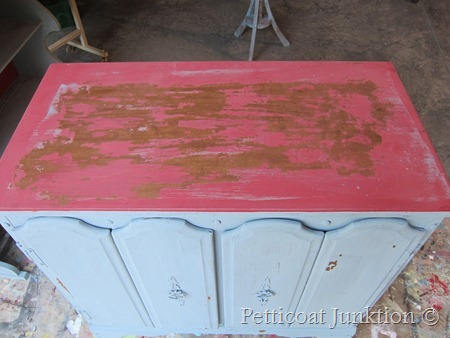painted furniture using Miss Mustard Seed's Milk Paint, Petticoat Junktion