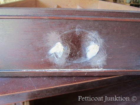 Furniture Makeover, Petticoat Junktikon