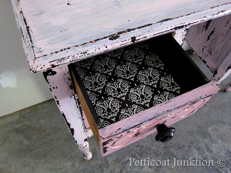 MMS Milk Paint project, Petticoat Junktion