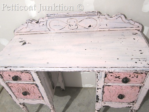 MMS Milk Paint custom mix, Petticoat Junktion