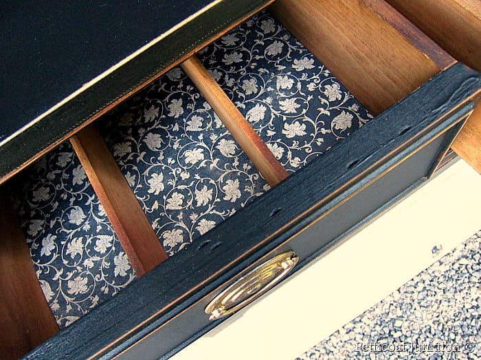 scrapbook paper furniture drawer liner