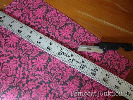 paper Decoupage project, Petticoat Junktion