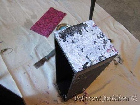 Decoupage mess, Petticoat Junktion