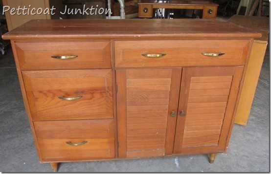 Painted Furniture for Flat Screen TV,Petticoat Junktion
