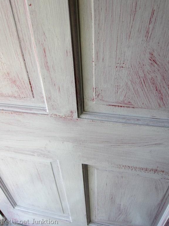 prime front door before painting