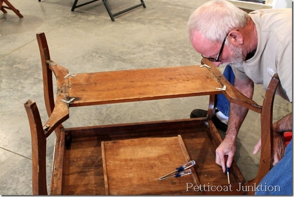 project-table-repairs