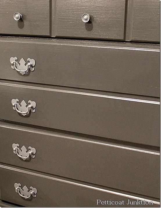 painted-desk-hutch-dresser-gray