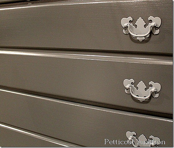 painted-desk-hutch-dresser-gray