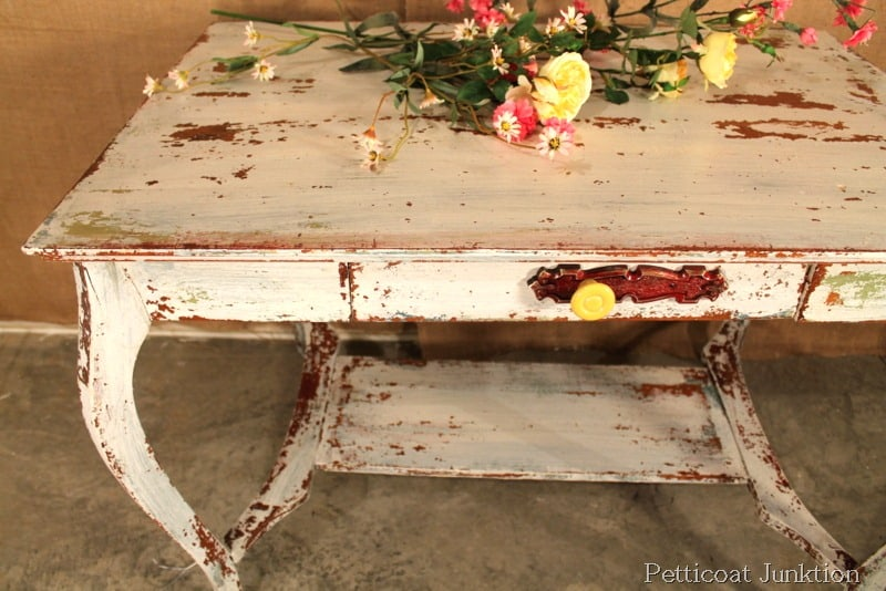 Milk Paint Furniture Diy Project
