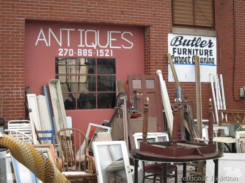 My Favorite Junk Shop The Story Petticoat Junktion