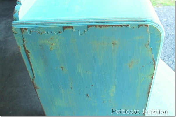 Sassy Painted Buffet Makes Me Smile Petticoat Junktion