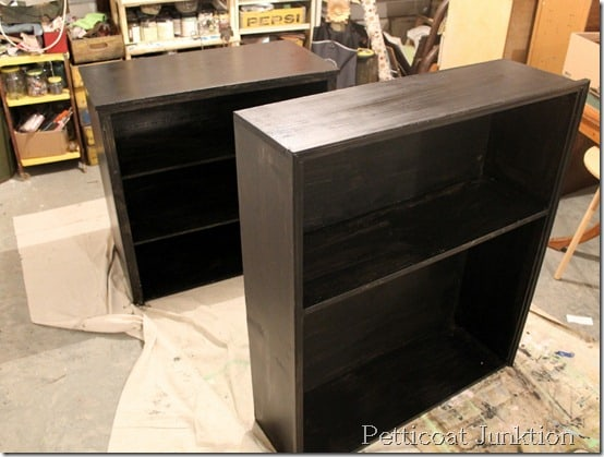 black-painted-distressed-project