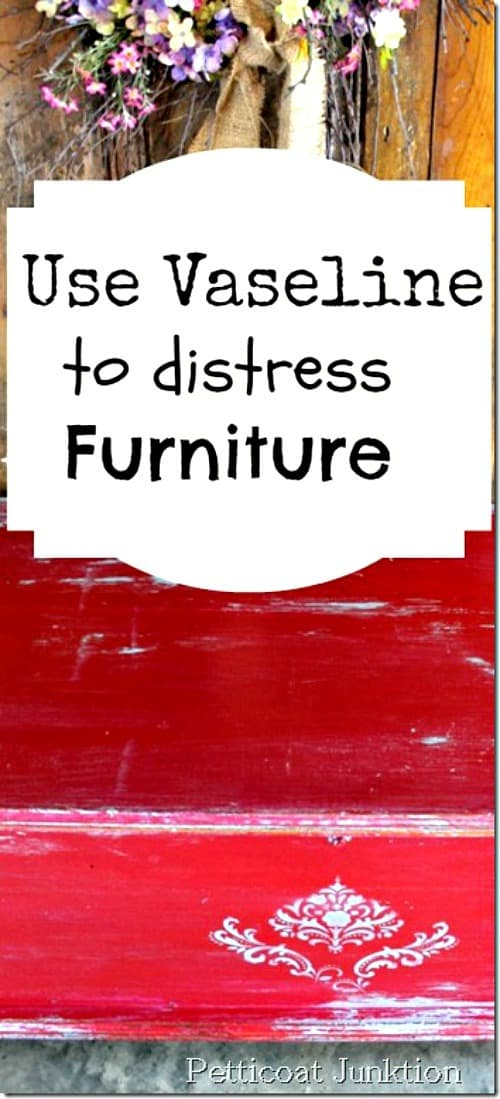 Vaseline Distressed Furniture