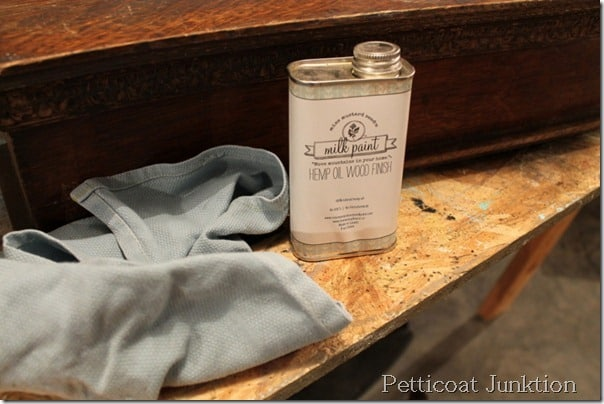 hemp oil rub for furniture
