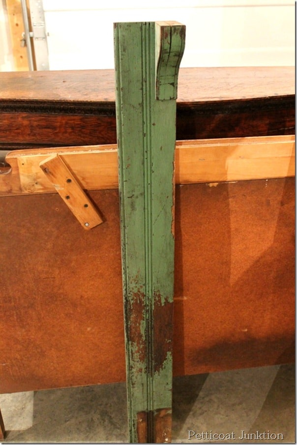 MMS Hemp Oil refreshes painted wood