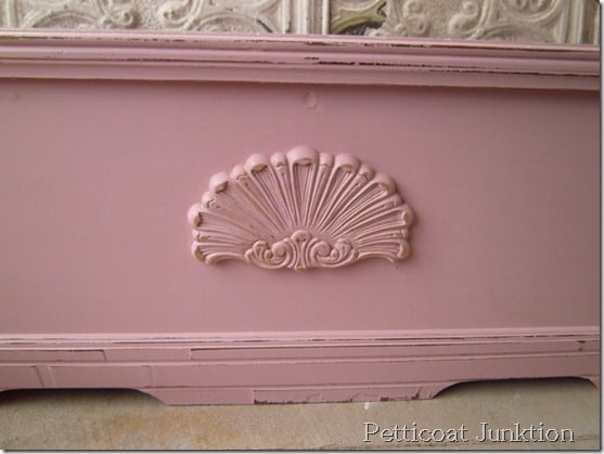 pink-painted-cedar-chest-diy-Petticoat Junktion