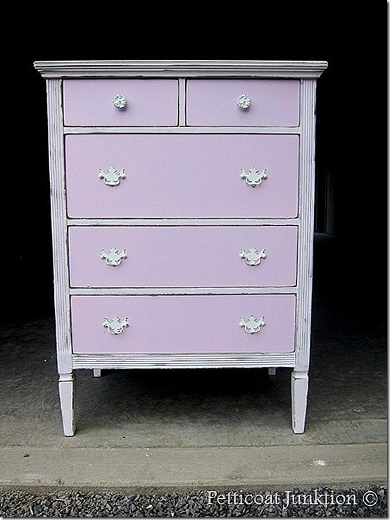 pink-painted-furniture-petticoat Junktion