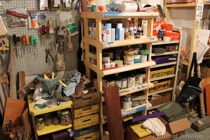 New Heavy Duty Workshop Shelves Keep Me Organized