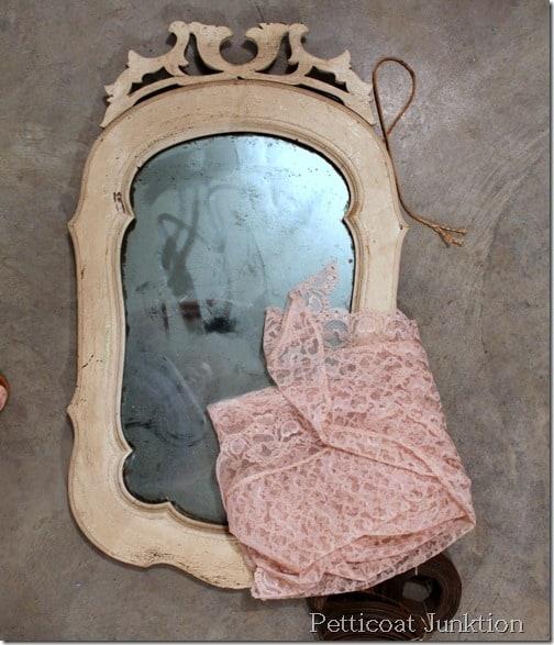 estate sale treasures Petticoat Junktion