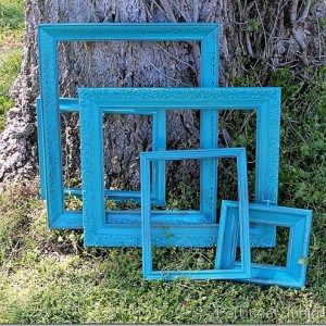 rust-oleum-spray-paint-frame-project