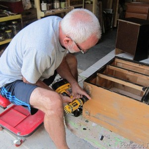 Salvage Saturday, Furniture Repairs