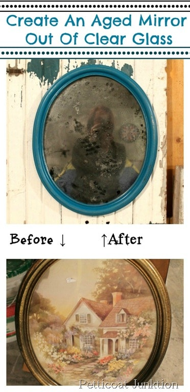 aged-mirror-diy-krylon-spray-paint
