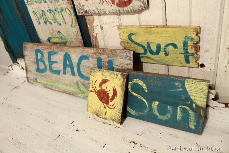reclaimed-wood-beach-sign-craft