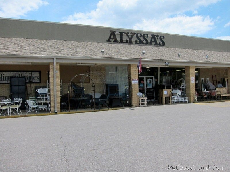 Alyssa's Antique Depot, Pace, Fl