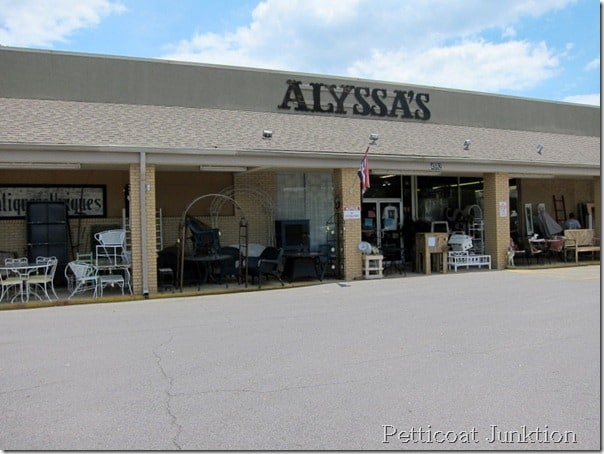 Alyssa's Antique Depot, Pace, Florida