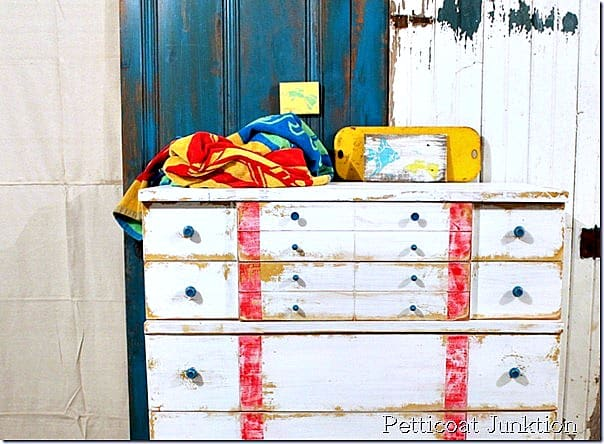 nautical themed furniture Petticoat Junktion