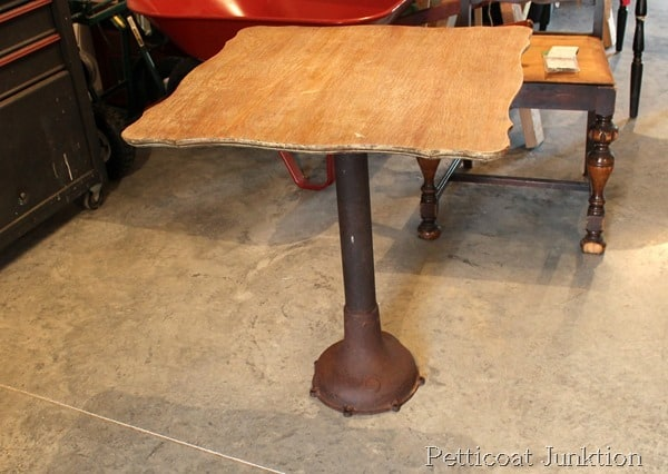 table-from-reclaimed-parts