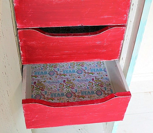 paper lined furniture drawer petticoat junktion