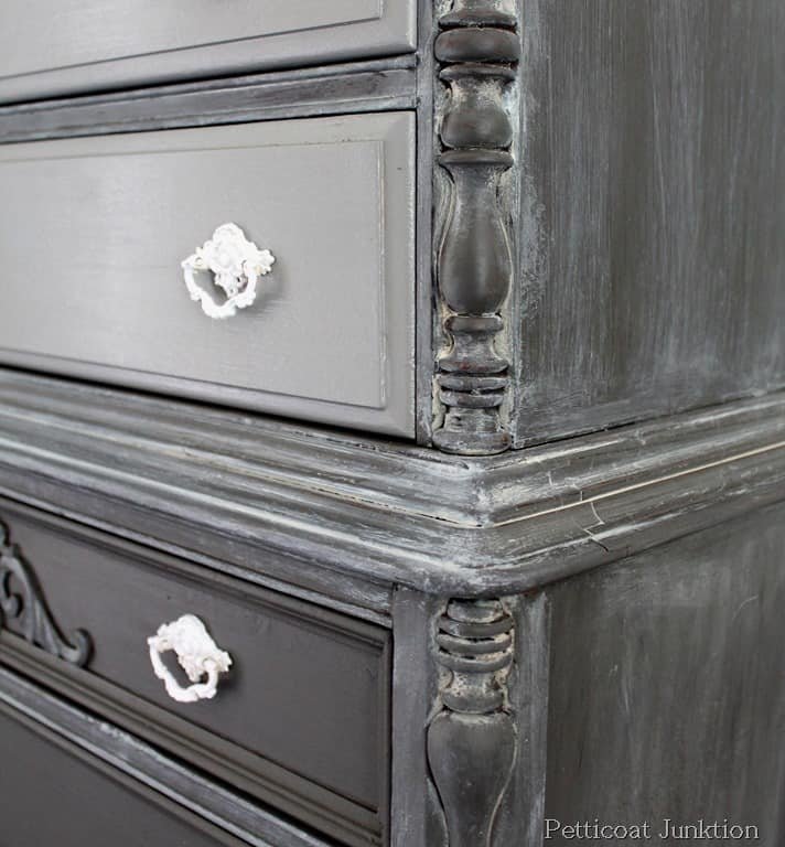 White Wash Paint Finish Tutorial For Furniture