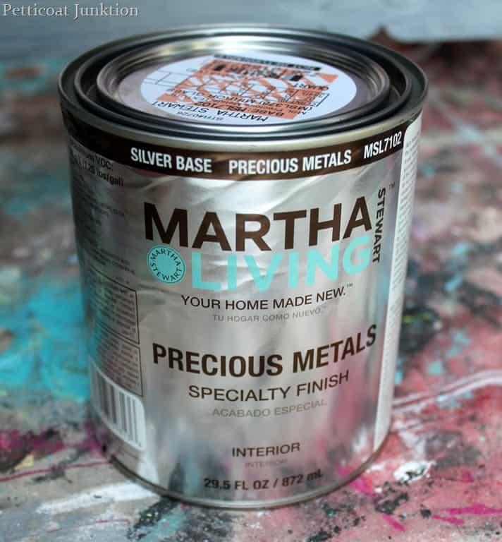 Martha Stewart Precious Metals Paint