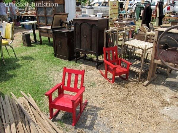 Nashville-Flea-Market-Shopping