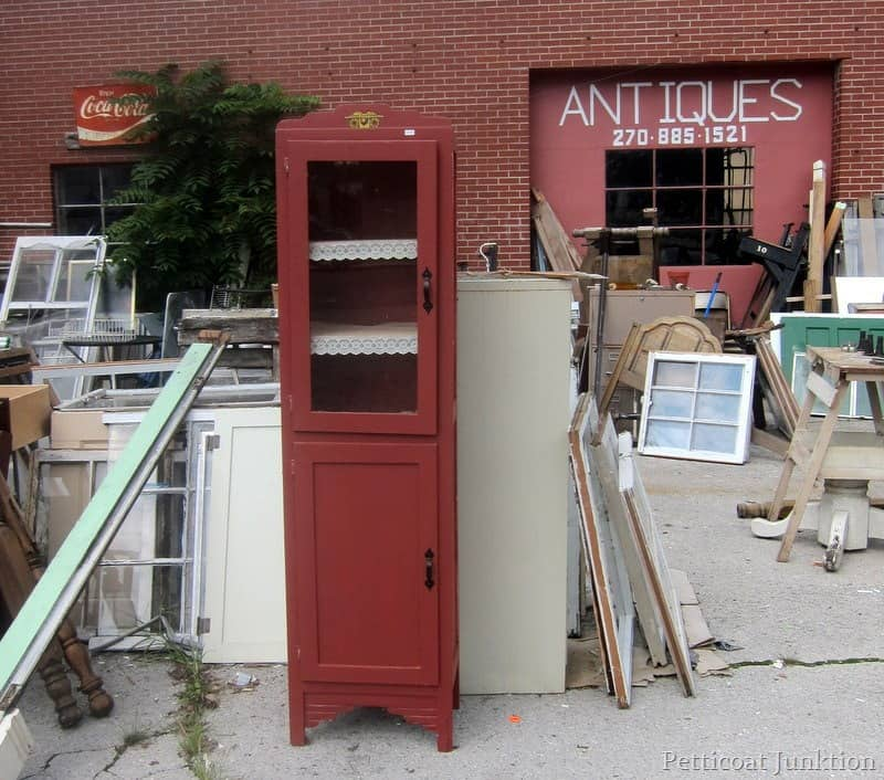 Vintage Cabinets Doors And More At My Favorite Junk Shop