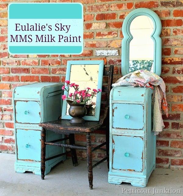 mms milk paint eulalie's sky