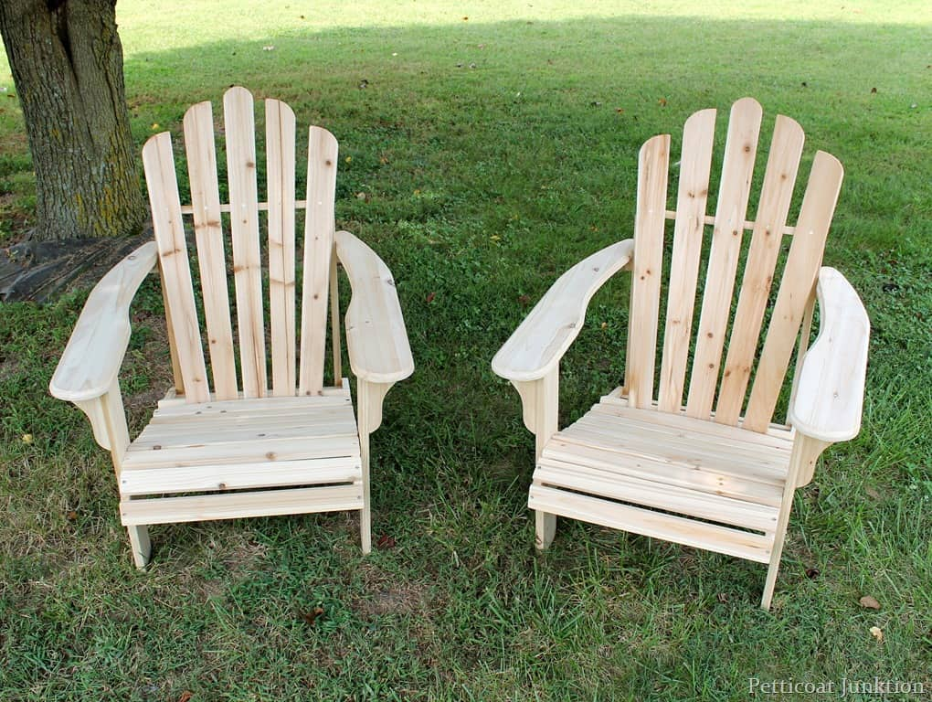 ... Adirondack Chairs Download how to make a wooden picnic table plans