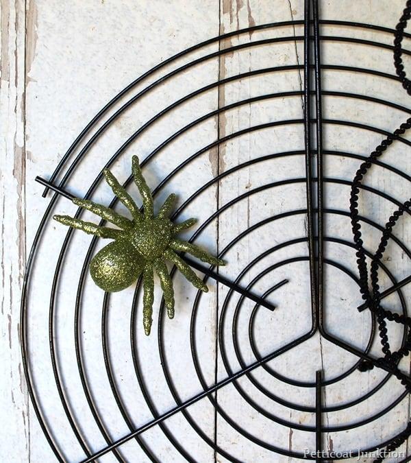 diy project spider web
