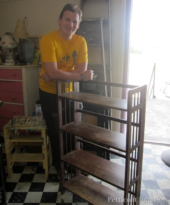 furniture paint workshop
