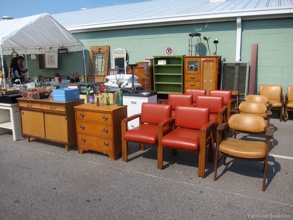 Nashville Flea Market Furniture