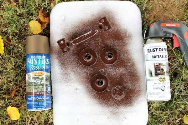 Rust-Oleum Spray Paint for Hardware