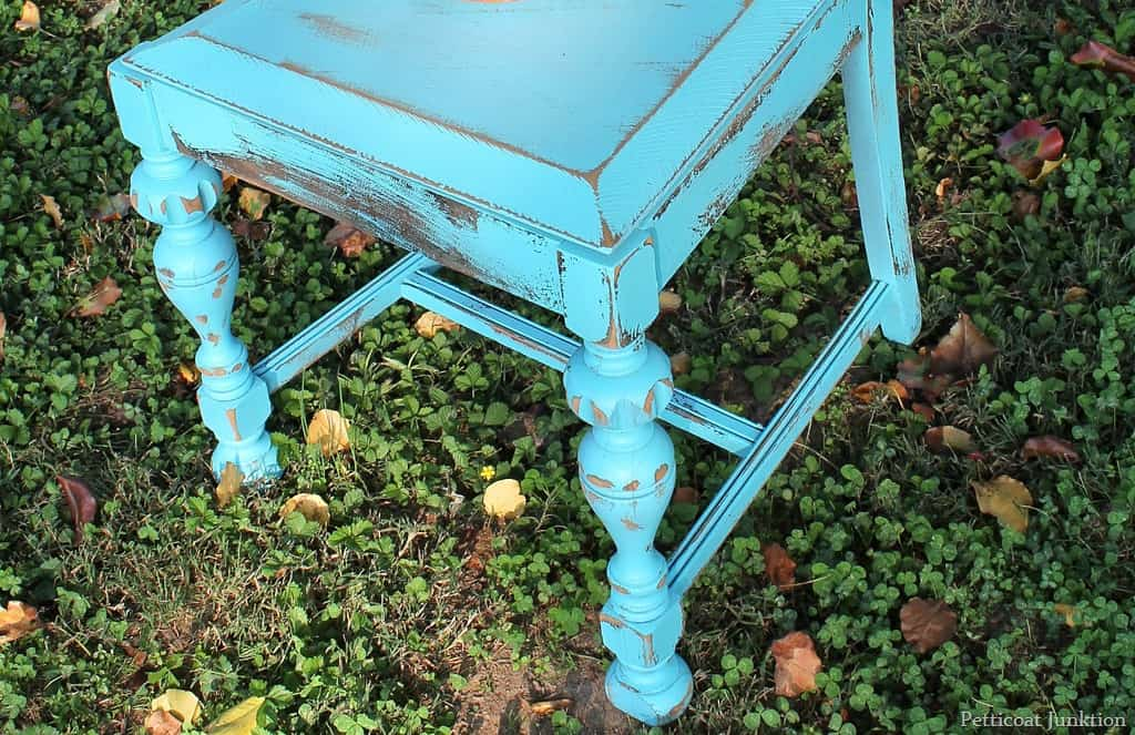 Turquoise Distressed Furniture images