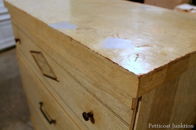 damaged mdf furniture