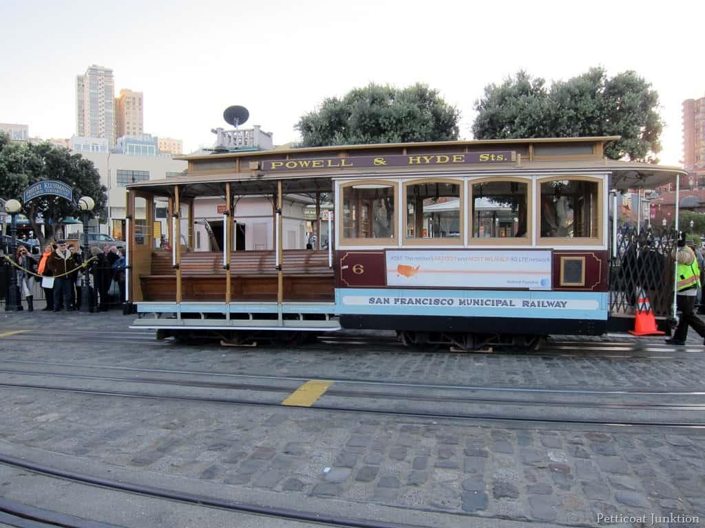 Lamborghini San Francisco >> Cable Cars, Sports Cars, And Vintage Cars - Petticoat Junktion