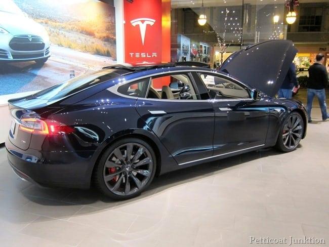 Tesla in San Jose